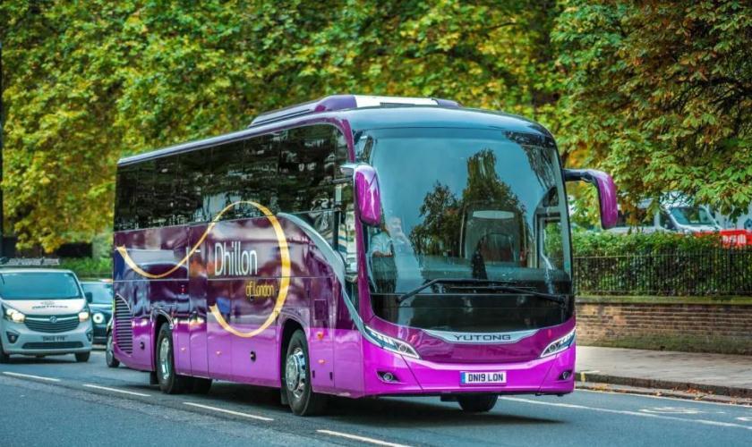 中国制造走出国门 宇通客车出口英国累计达500辆